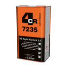 Klarlack SET 4CR 7,5 L Rapid 7235 + Härter