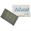 Kovax Tolecut Black 1 Blatt ungel. P3000 29x35mm