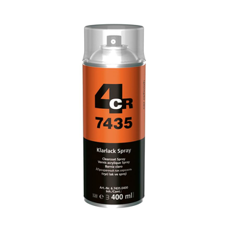 4CR 7435 Klarlack Spray 400 ml