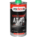 RADEX AT 10 Acrylverdünnung kurz 0,5L